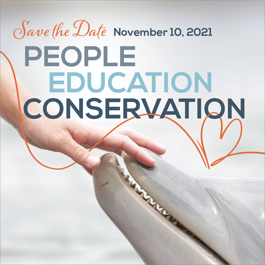 Save the Date - November 10, 2021   People, Education, Conservation
